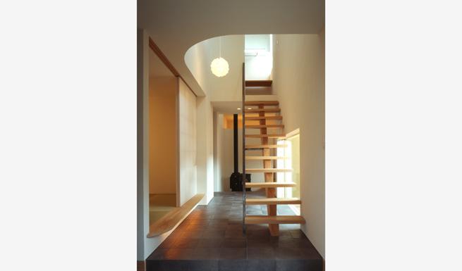 土間のある家|ワークスリスト|tao建築設計|北海道・札幌の建築設計事務所